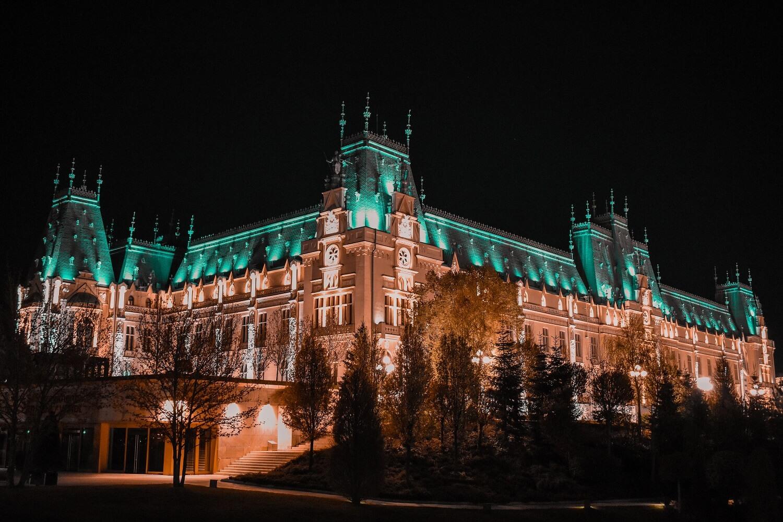 Palace of Culture Iași