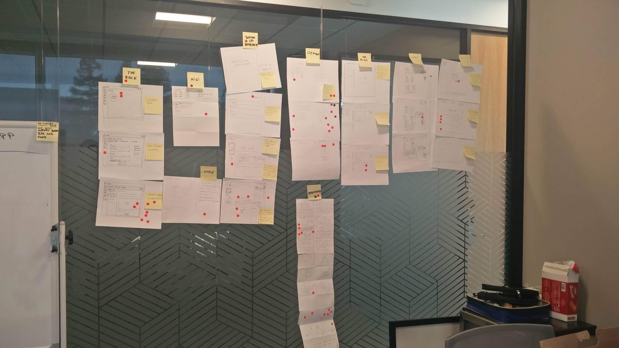 Bytex UI UX Ideation Workshop