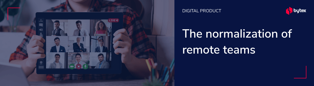 The Normalization of Remote Teams